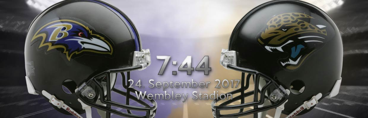 NFL London International Series Baltimore Ravens vs Jacksonville Jaguars