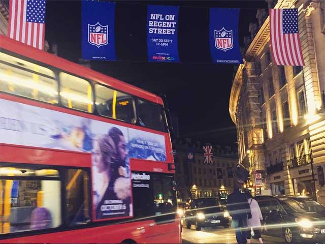 NFL London Regent Street