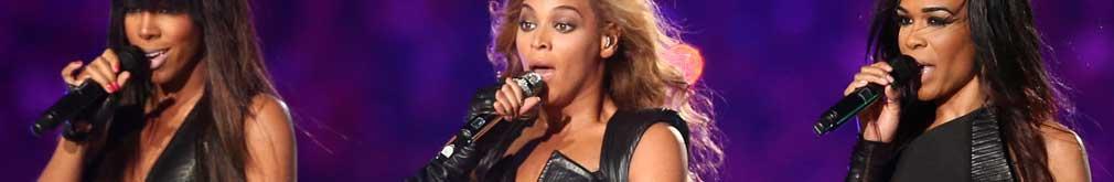 NFL London Super Bowl Halftime Show Beyonce Destiny's Child