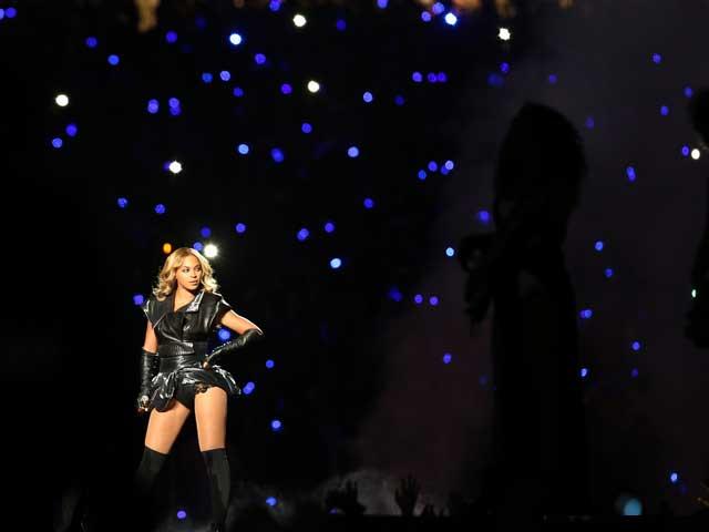 NFL London Super Bowl Halftime Show Beyonce