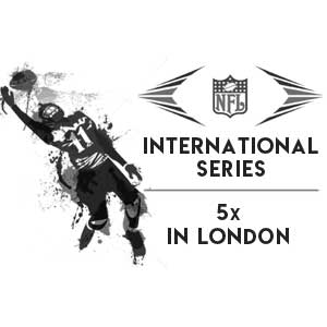 NFL London Facts International Series fünf Spiele