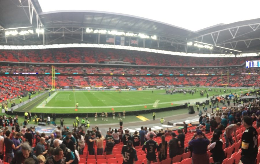 NFL London Baltimore Ravens vs Jacksonville Jaguars
