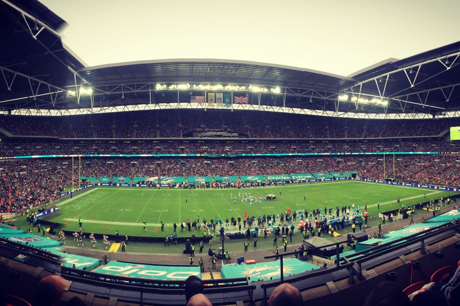 NFL London New Orleans Saints vs Miami Dolphins