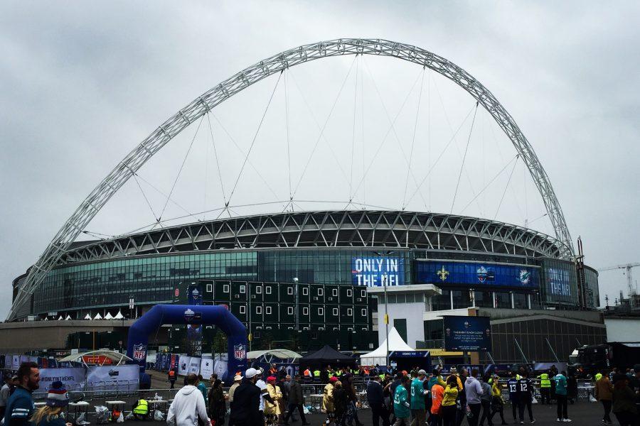 NFL London Wembey Stadion