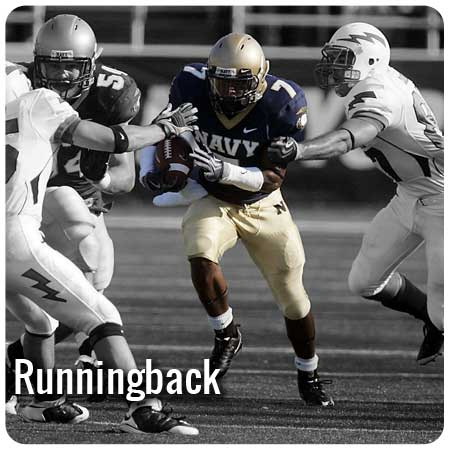 NFL London Rookies Guide Runningback