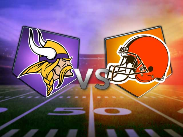 NFL London Vikings vs Browns Game Preview