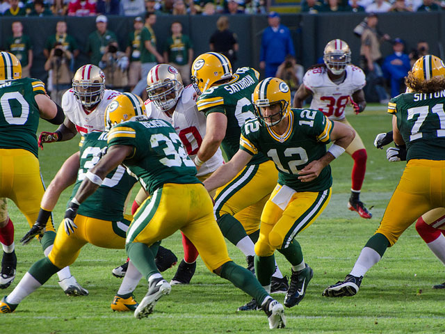 NFL London Green Bay Packers